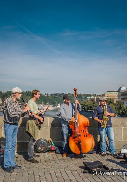 Bluegrass on the Bridge