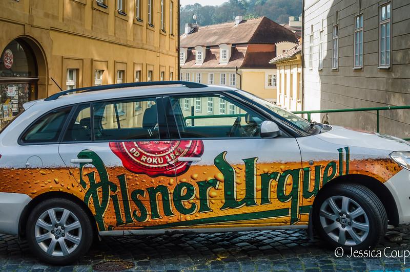 Pilsner in Lesser Town