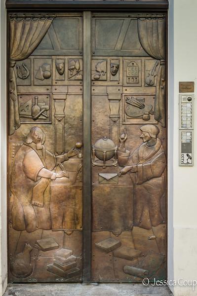 Scholars Doorway