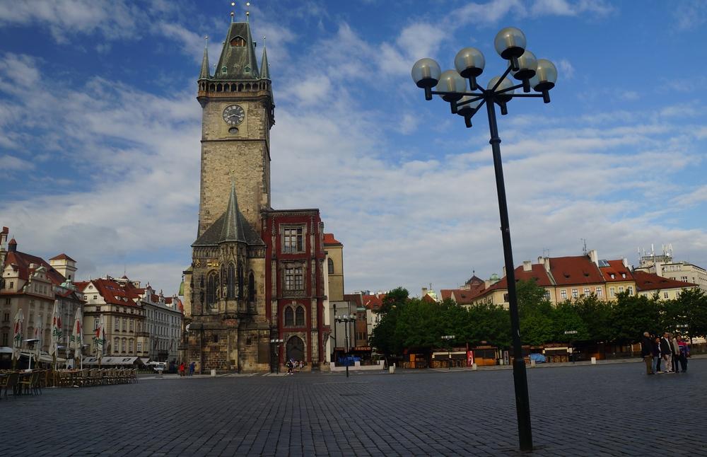 Prague's Old Town Square