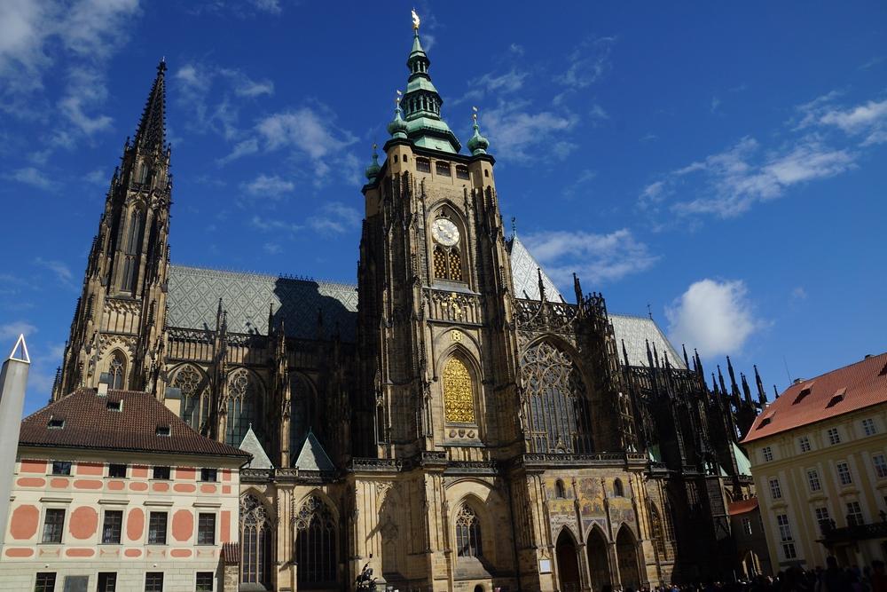 Saint Vitus Gothic Cathedral