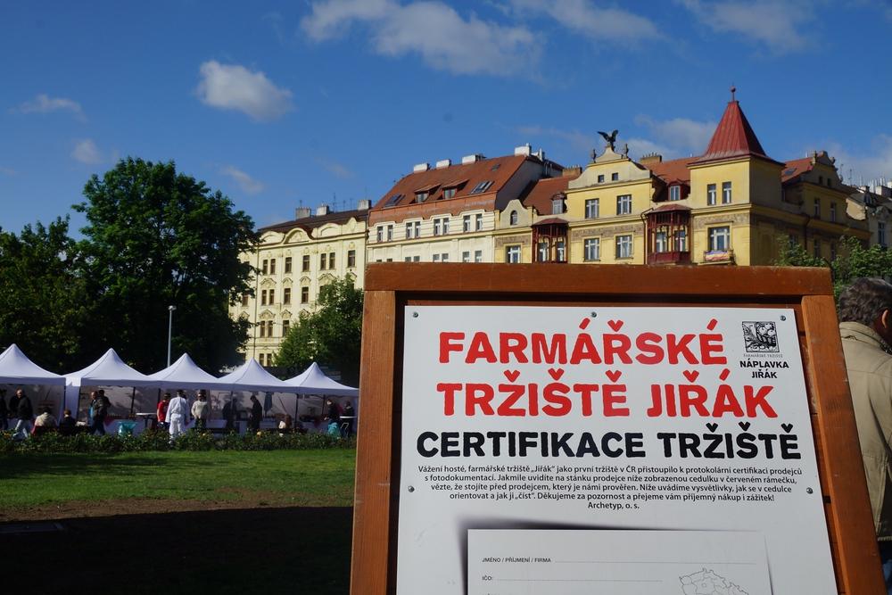 Saturday Market - Farmarske Trziste Jirak