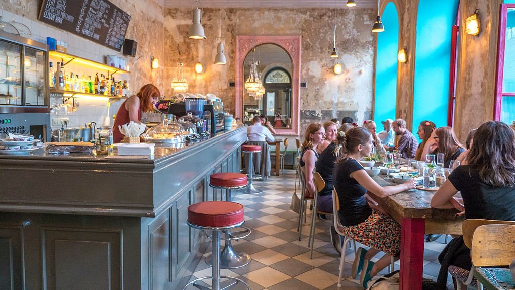 Cafe Letka Prague - Coffee shops in Prague