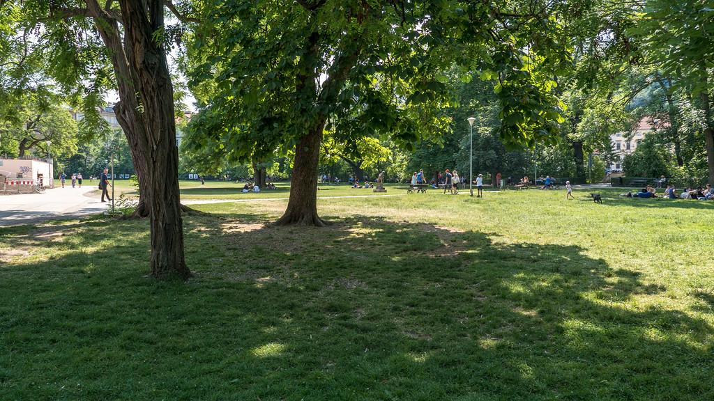 Kampa Park, Prague