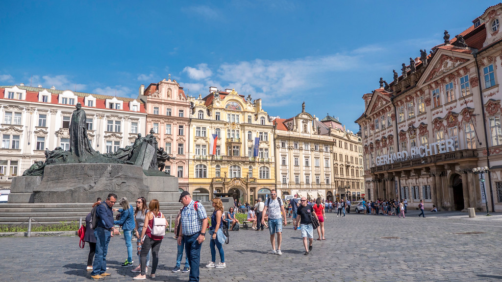 3 days in Prague: Old Town Prague