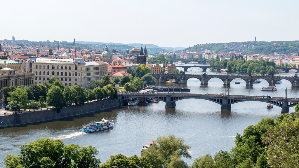 Most beautiful cities in Europe: Prague, Czech Republic