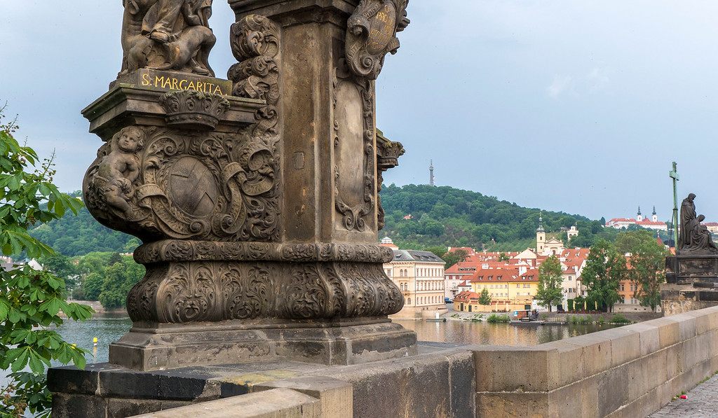 The Charles Bridge, Prague. 3 days in Prague itinerary and Prague travel guide