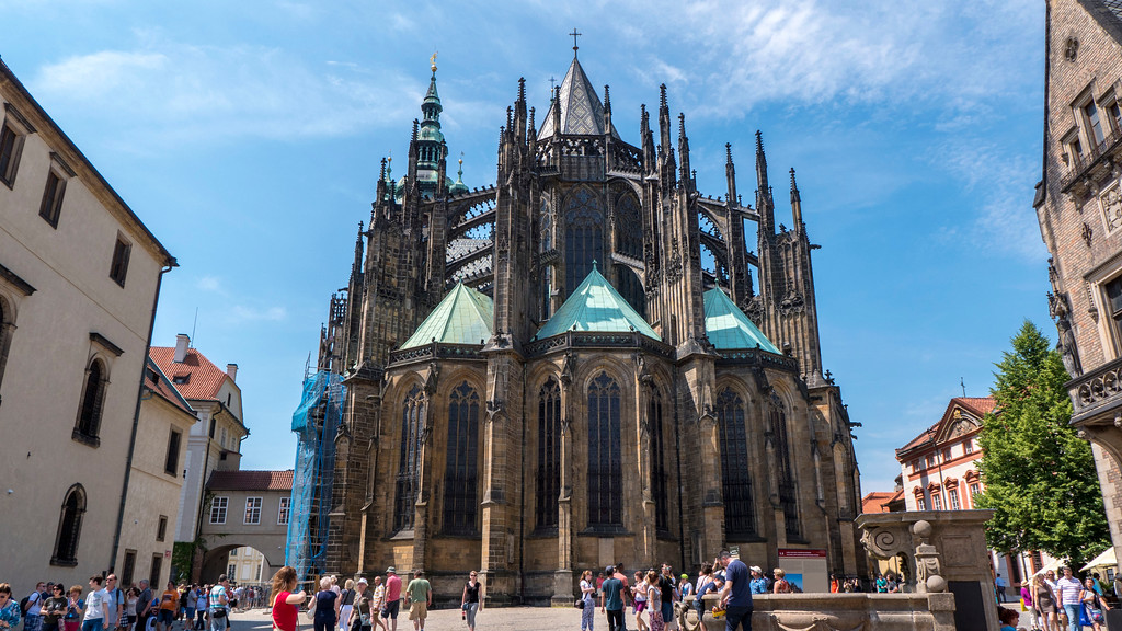 3 days in Prague: Prague Castle