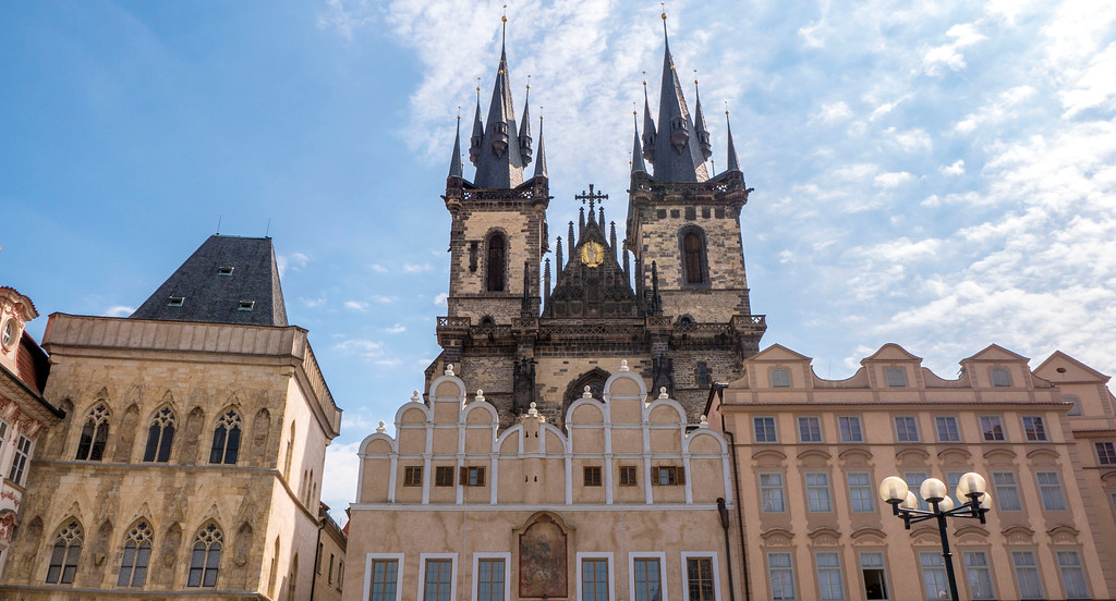 3 days in Prague: Old Town Prague and Tyn Cathedral