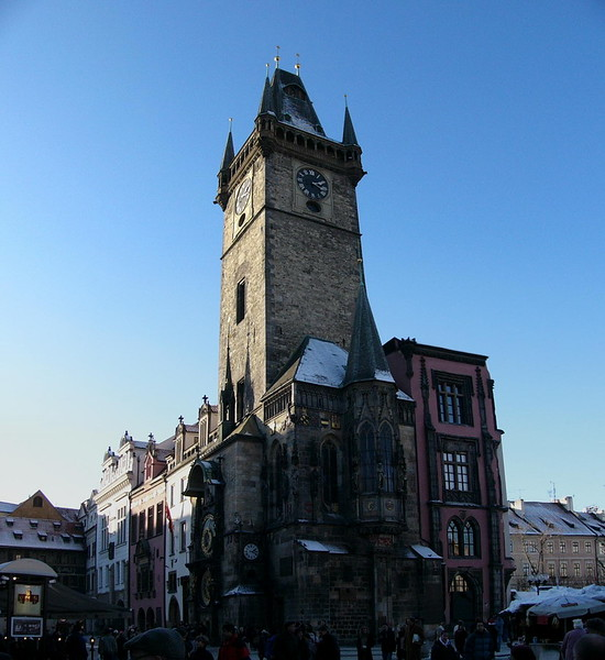 Old Town Square, Bell Tower