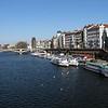 Vltava, boats