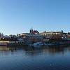 Vltava, Prague Castle