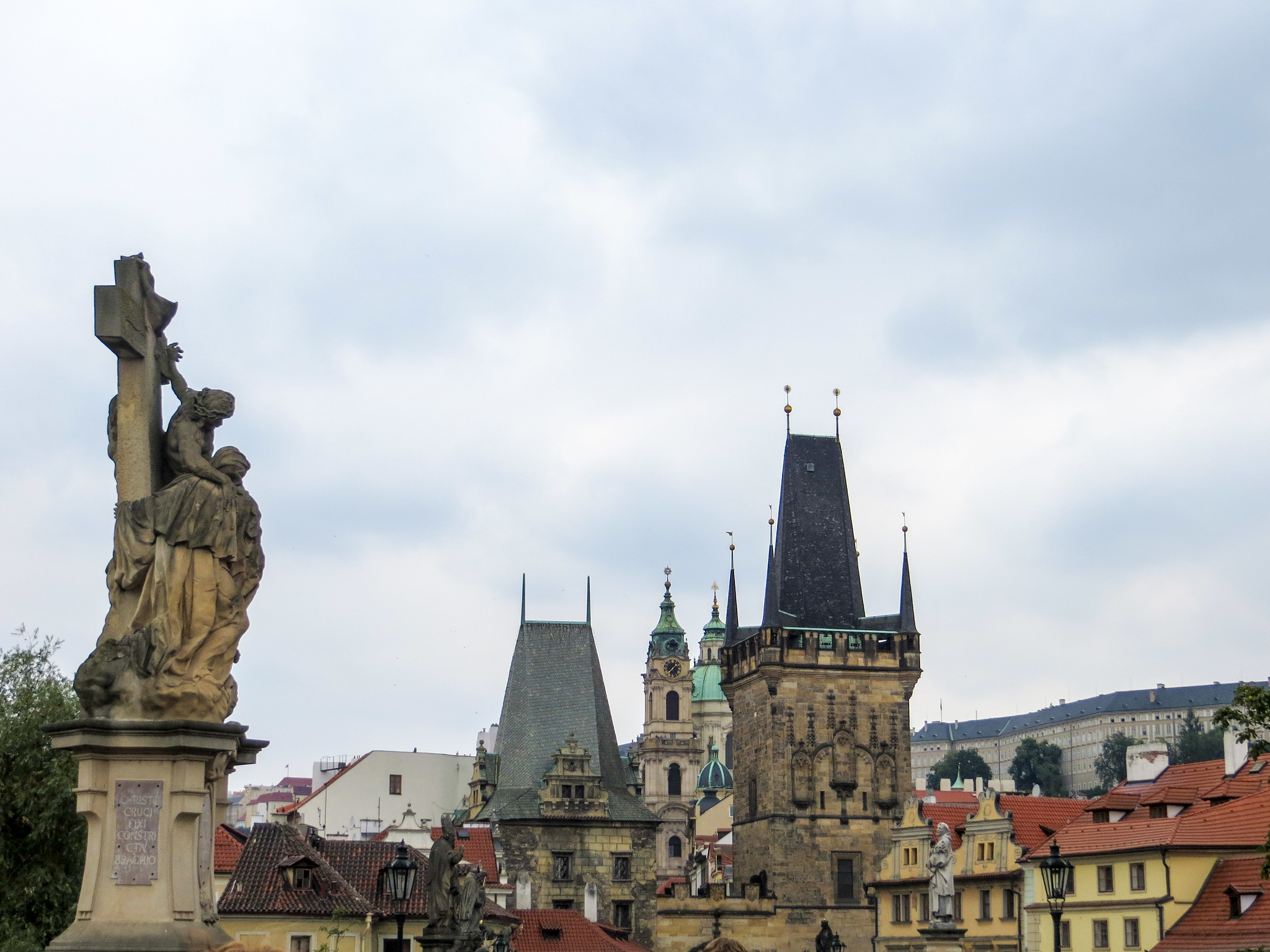 traveling solo in europe may bring you to prague