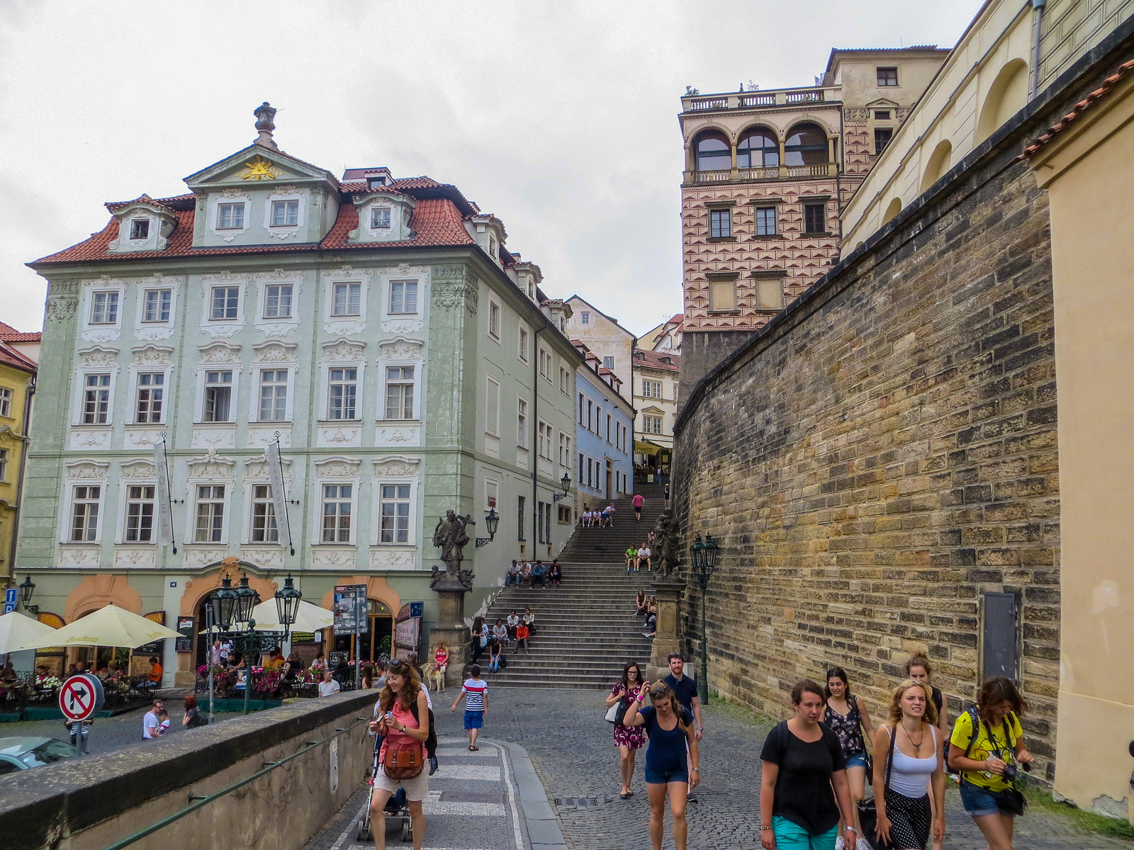 as part of your solo travel in prague go explore all the streets