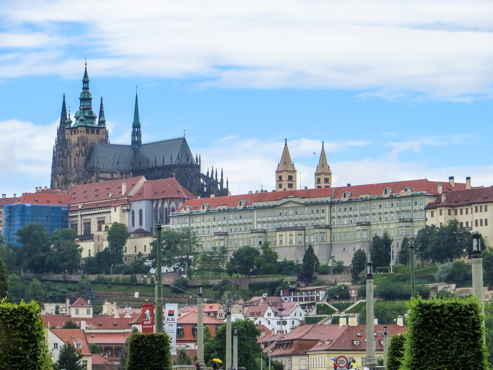 traveling internationally for the first time? try out prague!