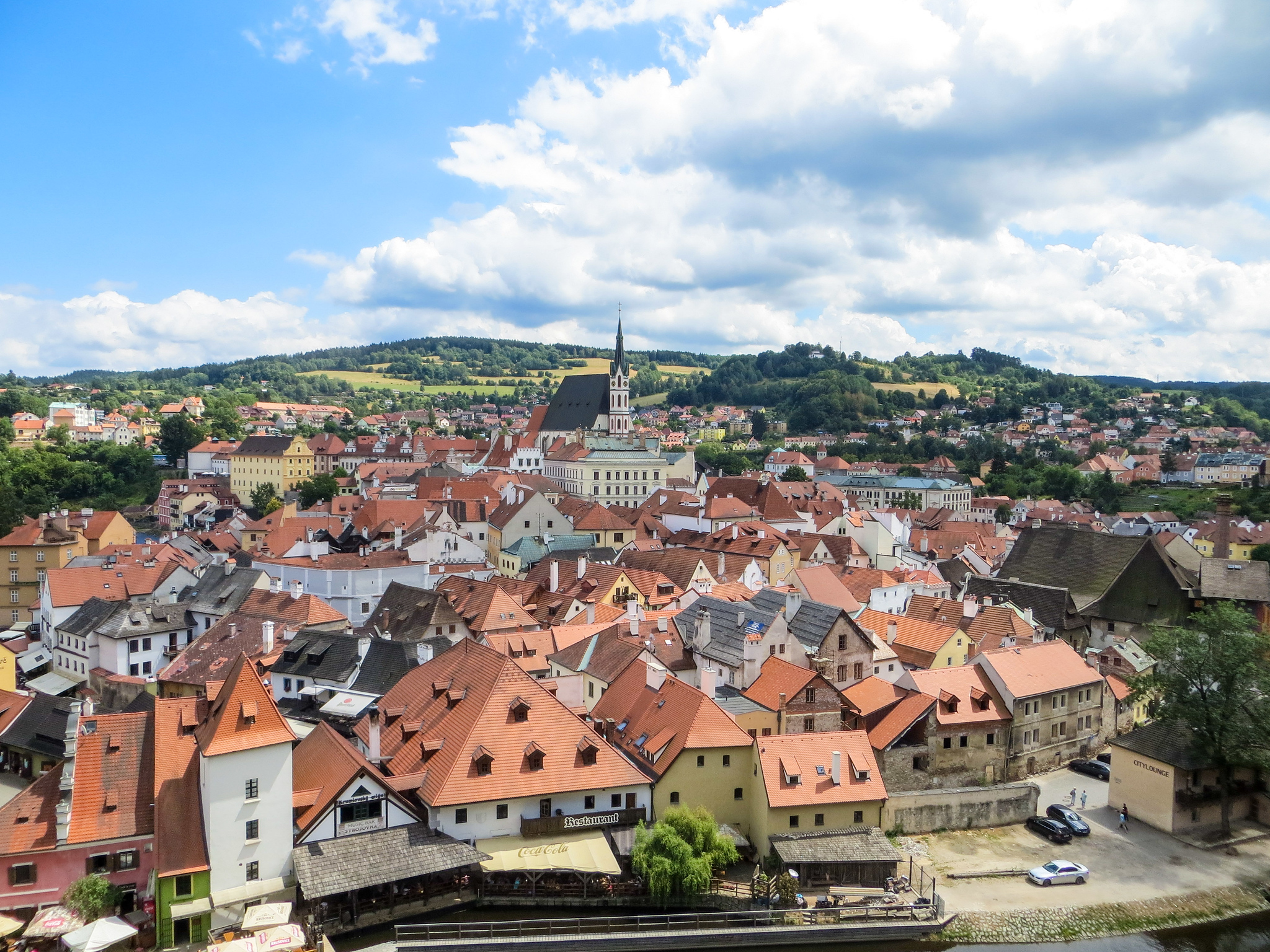 going to europe for the first time? don't skip over small towns like cesky krumlov!