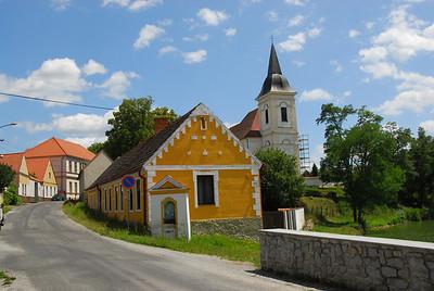 Bosilec village