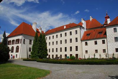 Trebon Castle