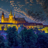 Prague Castle And Saint Vitus Cathedral, Prague