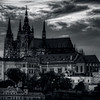 Cathedral Of Saint Vitus And Prague Castle