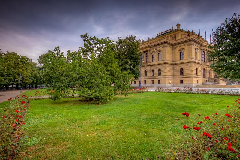 Rudolfinum Concert Hall, Prague