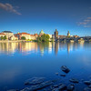 Charles Bridge Reflection, Prague