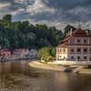 Vltava River, Chesky Krumlov