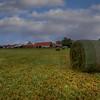 Hay Bale, Czech Farm