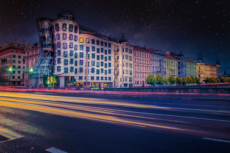 Time Lapse, Dancing House