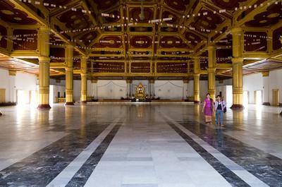Klášter Atumashi Kyaung