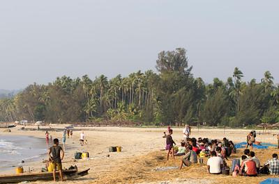 Ngapali pláž