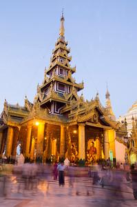 Švedagonská pagoda