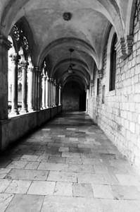 Dominikánský klášter - Dubrovník