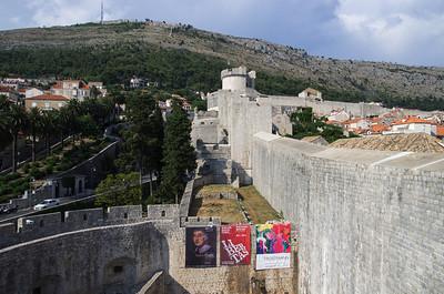Dubrovnické hradby