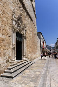 Františkánský klášter - Dubrovník