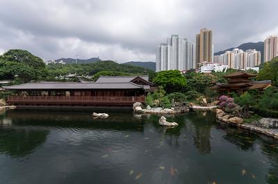Zahrada Nan Lian