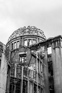 Atomový dóm – genbaku dóm