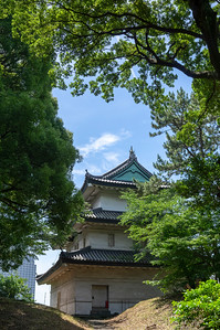Východní zahrada Císařského paláce
