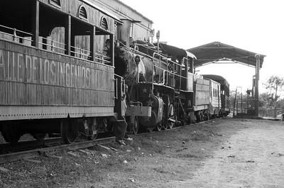 Vlakové nádraží Trinidad
