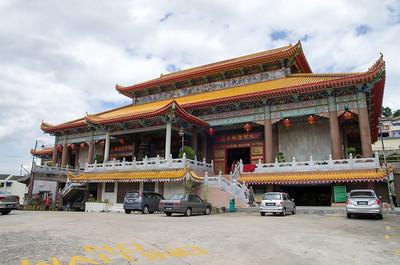 Chrám Kek Lok Si