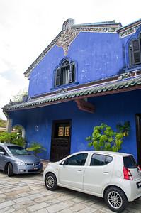 Dům Cheong Fatt Tze