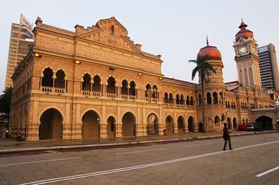 Budova sultána Abdul Samada