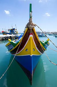 Loď Luzzu