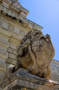 Erb maltézských rytířů