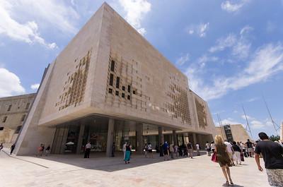 Budova nového Parlametnu