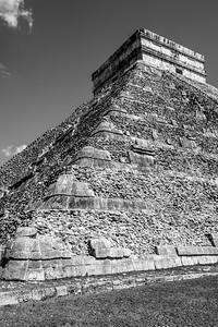 El Castillo - Kukulkánova pyramida