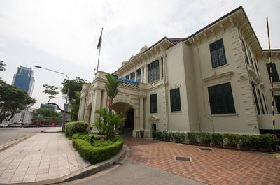 Singapurský kriketový klub