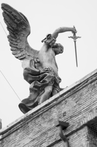 Archanděl Michael Autorem je Peter Anton von Verschaffelt