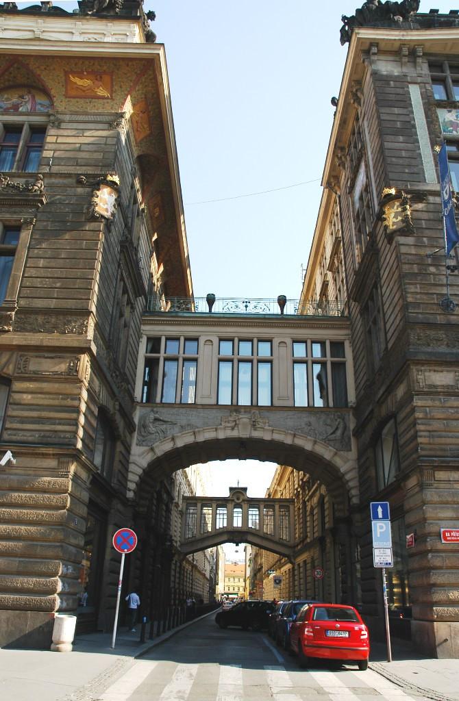 Impressive architecture!