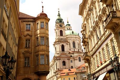 Old Town, Staré Mesto, Prague, Czech Republic